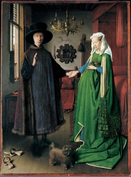 This image has an empty alt attribute; its file name is Arnolfini-Wedding.jpg